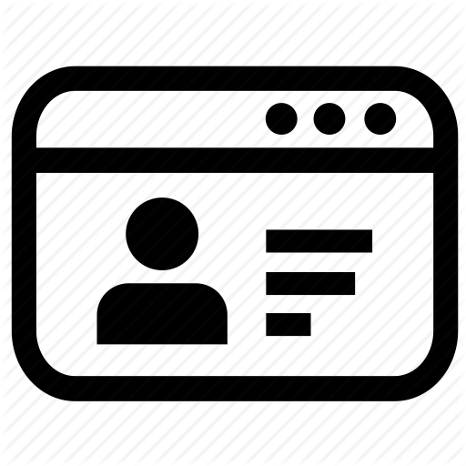 Cv, Online, Personal Information, Portfolio, Profile, Social, User