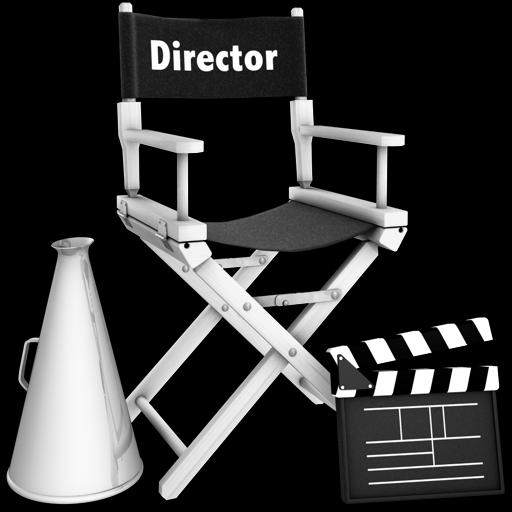 Director Tools Grey Icon