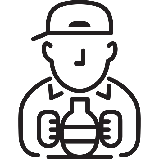 Pottery Man Png Icon