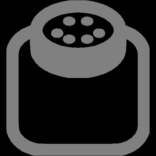 Gray Powder Icon