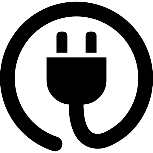 Power Cord Icons Free Download