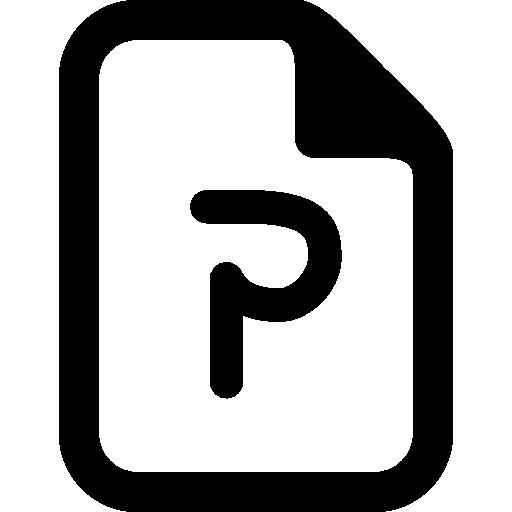 S Powerpoint Icon Windows Iconset