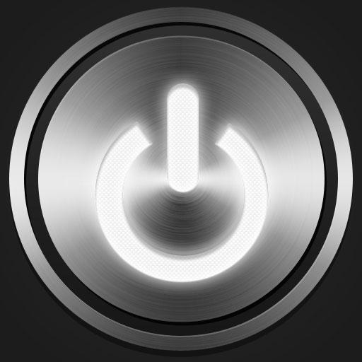 Photoshop Animated Power Button Iceflowstudios Design Training