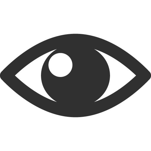 Icon Transparent Eye Huge Freebie! Download For Powerpoint