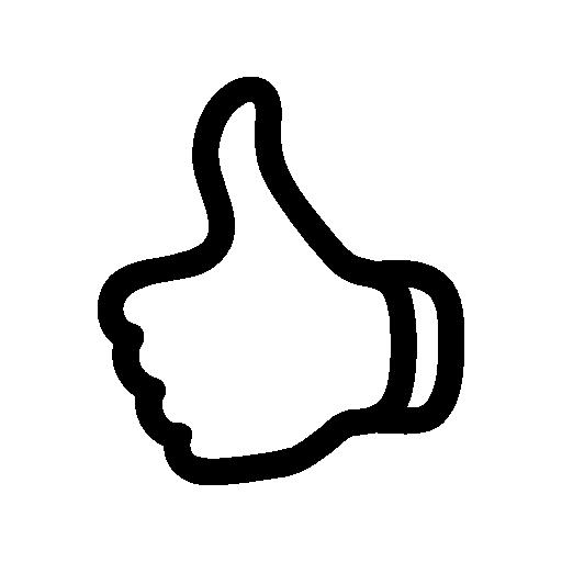 Praise Thumbs Logo Icon Download Free Icons