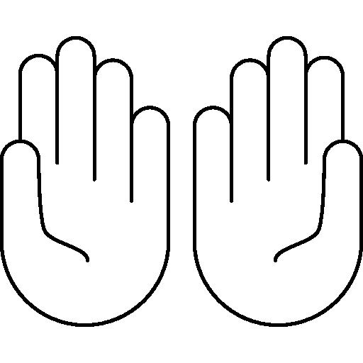 Praying Hands Icons Free Download