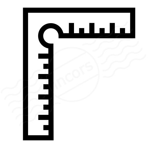 Iconexperience I Collection Precision Square Icon