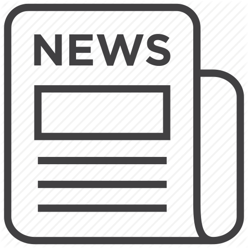 Info, Information, News, Newspaper, Paper, Press, Release Icon