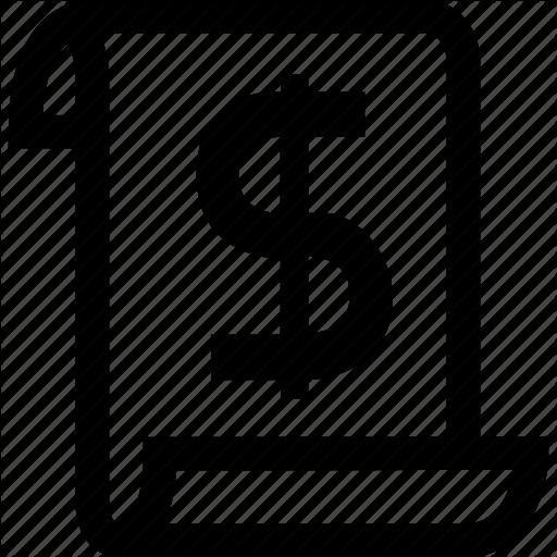 Buy, Dollar, Ecommerce, List, Price, Pricelist, Prices, Shopping Icon