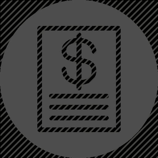 Cheque, Invoice, List, Price, Prices Icon