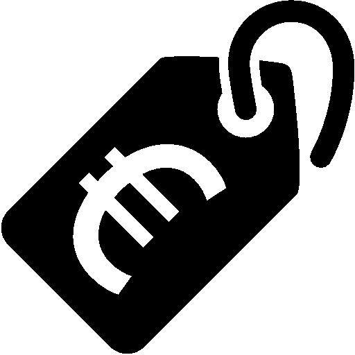 Ecommerce Price Tag Euro Icon Windows Iconset