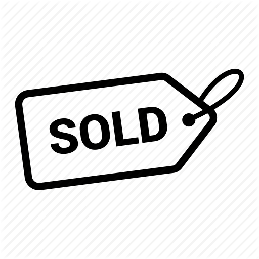 Sold Transparent Icon Huge Freebie! Download For Powerpoint