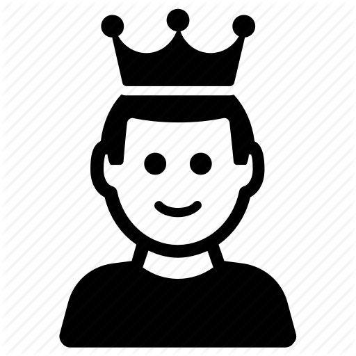 Crown, King, Monarchy, Prince Icon
