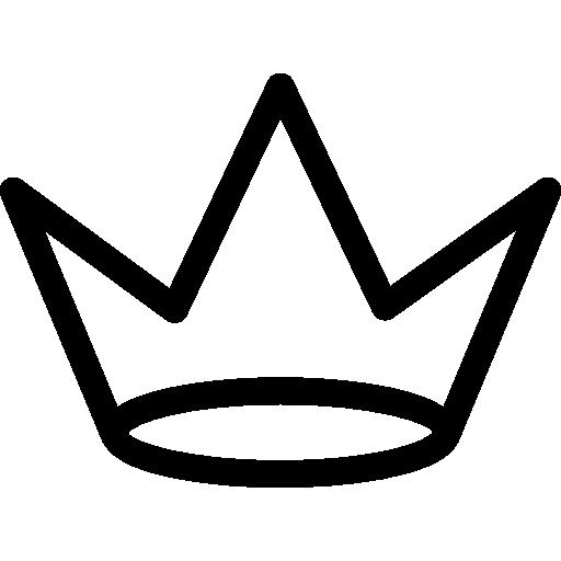Royal Crown With Three Picks