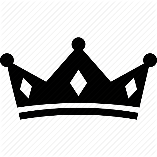 Crown, King, Party, Princess, Queen, Royal Icon