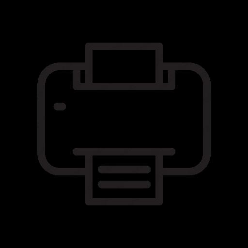 Download Scanner,office,print,printer,printer Icon Inventicons