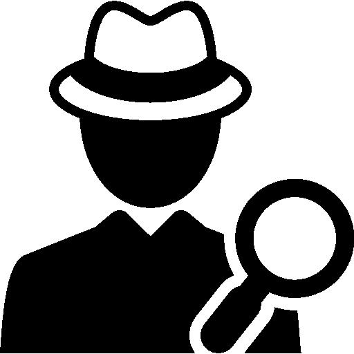 Private Eye Icon
