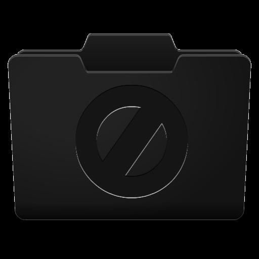 Black Private Icon