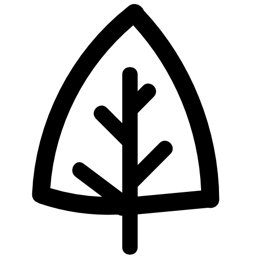 Abstract Tree Profile Icon Free Icons Download