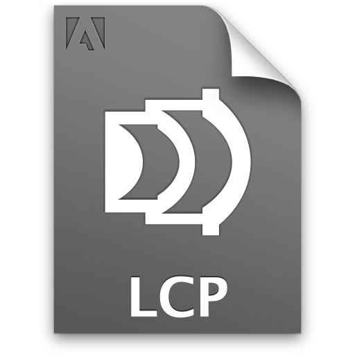 Adobe Lens Profile Creator Lcp Icon