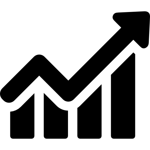 Charts Icons, Free In Format