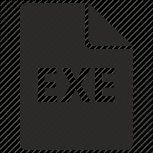 Document, Exe, File, Format, Program Icon