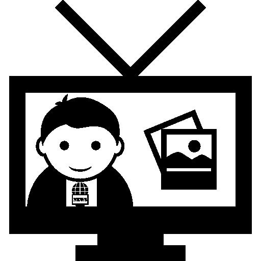 Tv Program Icons Free Download