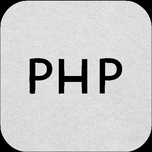 Cardboard Logo Php Icon