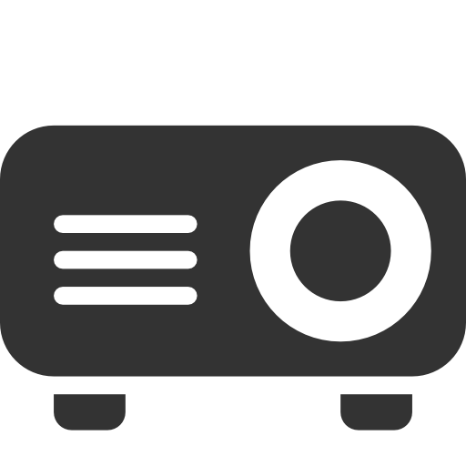 Projector Download Free Icons