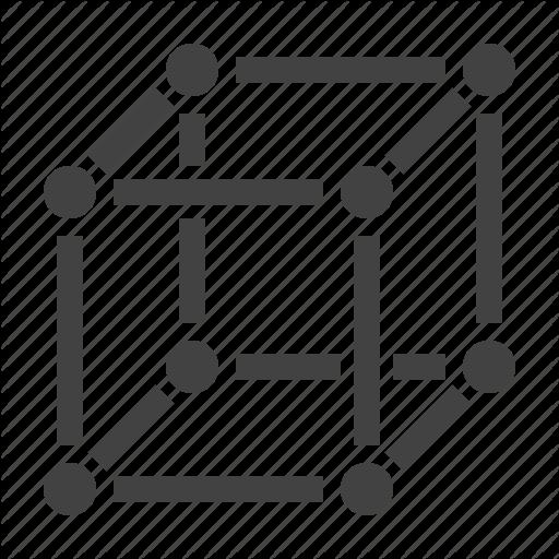 Box, Cube, Geometry, Prototype Icon