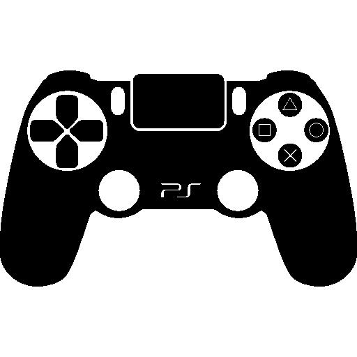 Playstation Flat Icon
