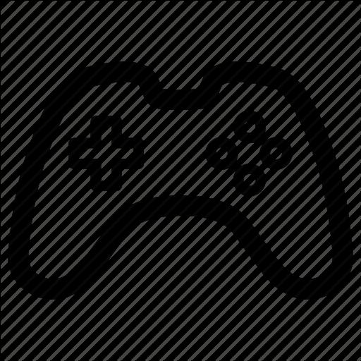 Game Controller Clipart No White Collection