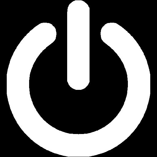White Power Icon