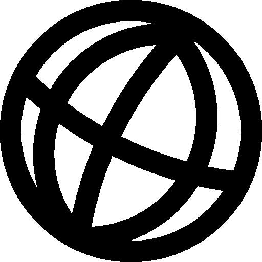 World Globe Icon Clipart