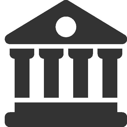 Public Library Icon