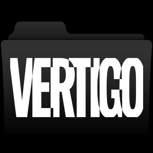 Vertigo, Folder Icon Free Of Comic Publisher Folder Icons