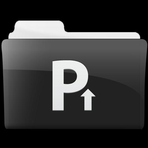Folder Microsoft Publisher Icon