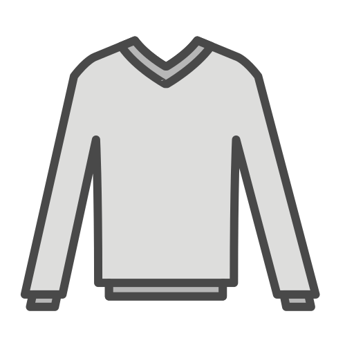 Sweater Icon Free Of Clothing Icons Fill