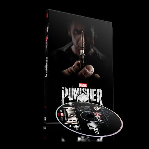 Marvel's The Punisher Icon