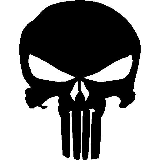 Cinema Punisher Icon Windows Iconset