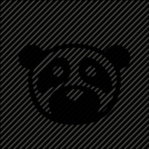 Bear, Cartoon, Panda, Puppet, Zoo Icon