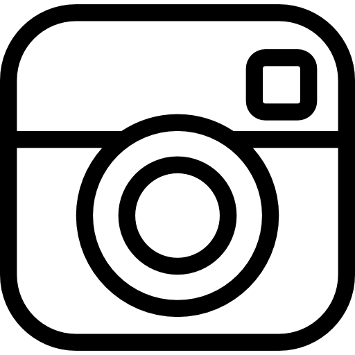 Purple Instagram Icon