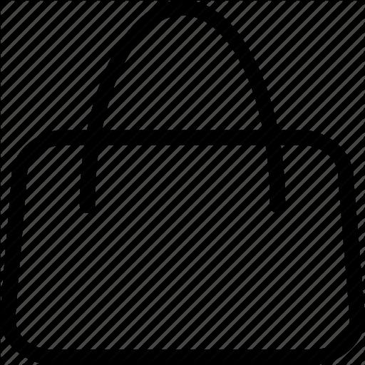 Bag, Fashion Bag, Handbag, Purse Icon
