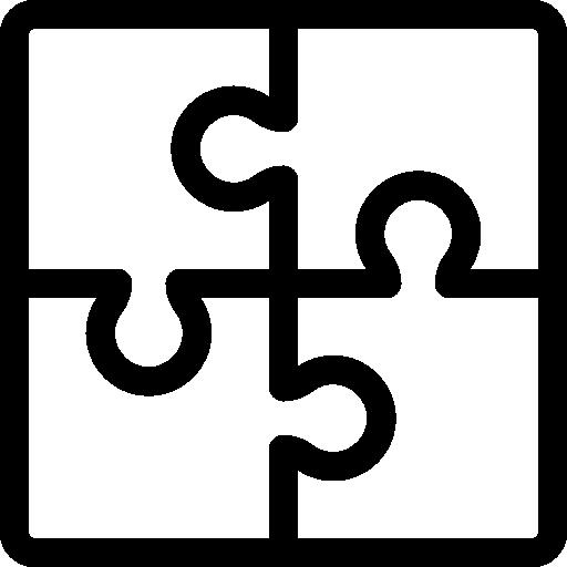 Puzzle Pieces, Puzzle Game, Education, Puzzle, Puzzle Piece Icon