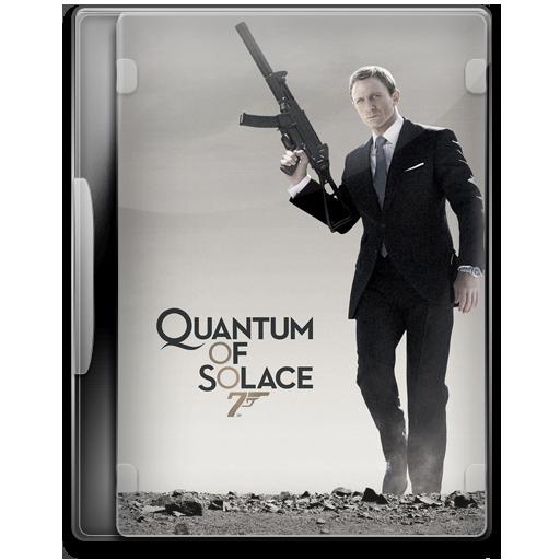 Quantum Of Solace Icon Movie Mega Pack Iconset