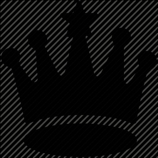 Crown, King, Princess, Queen, Royal Icon