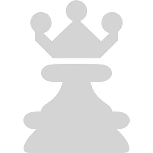 Light Gray Queen Icon