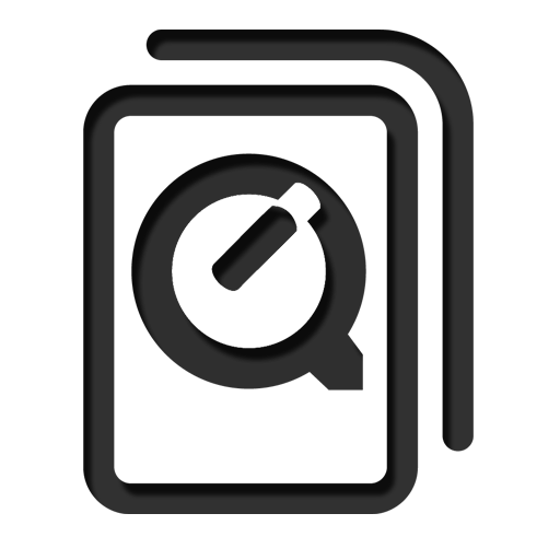 Quicktime Free Icons