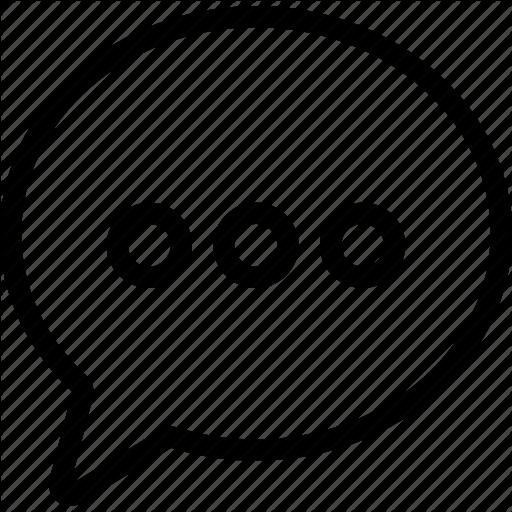 Chat, Chat Bubble, Chatting, Ellipsis, Message, Shapes, Speech