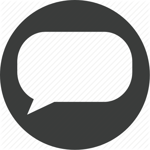 Chat, Message, Sms, Speech Bubble Icon